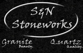 S and N Stoneworks Logo